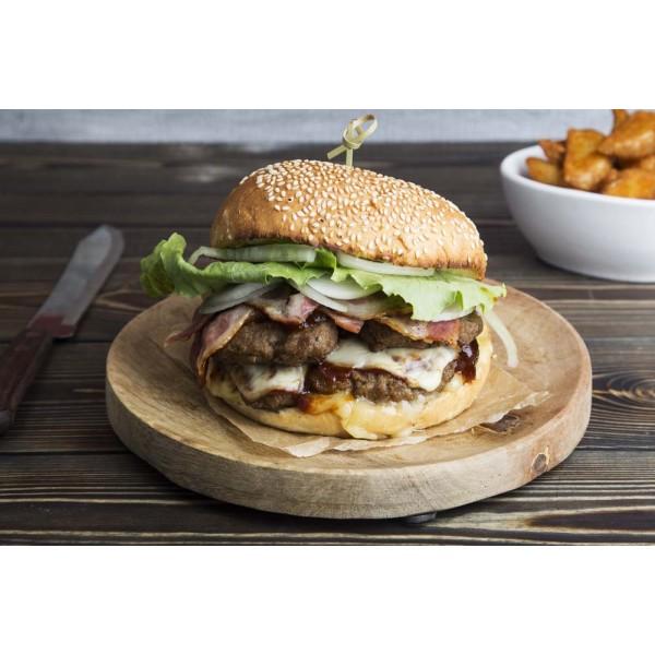 HAMBURGER BBQ  Πιτσα - specialistas.gr