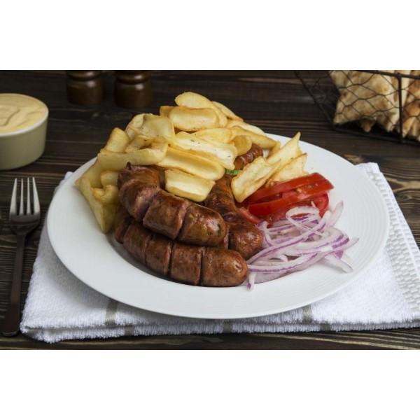 Φαγητο - ΛΟΥΚΑΝΙΚΟ ΧΩΡΙΑΤΙΚΟ ΤΗΣ ΩΡΑΣ Πιτσα - specialistas.gr